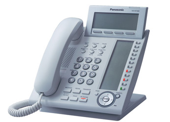 Castelecom productos tel fono panasonic ip propietario for Telefono de oficinas